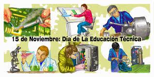 El 15 de noviembre se celebra el Día de la Educación Técnica