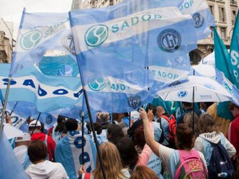 SADOP logró que el Gobierno deposite en un mismo día el sueldo de todos los docentes privados