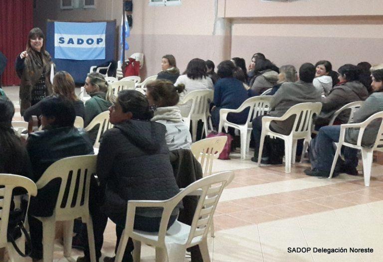 SADOP Delegación Noreste propició un encuentro para cultivar valores.
