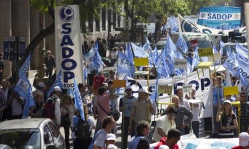 SADOP se movilizará, este 2 de junio, en defensa del trabajo.