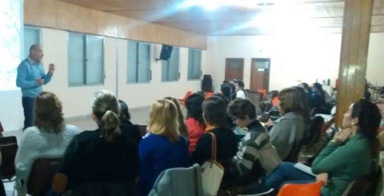 Sadop Entre Ríos hizo posible que más de 800 docentes se capacitaran en Educación Emocional