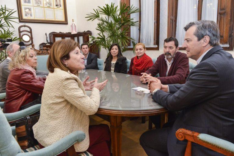 En el marco del Precongreso Artiguista, nuestro Secretario General, se reunió con Adan Bahl.
