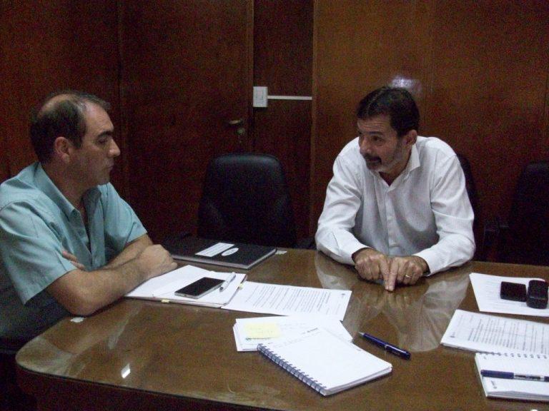 Reunión con Dirección de Enseñanza Privada