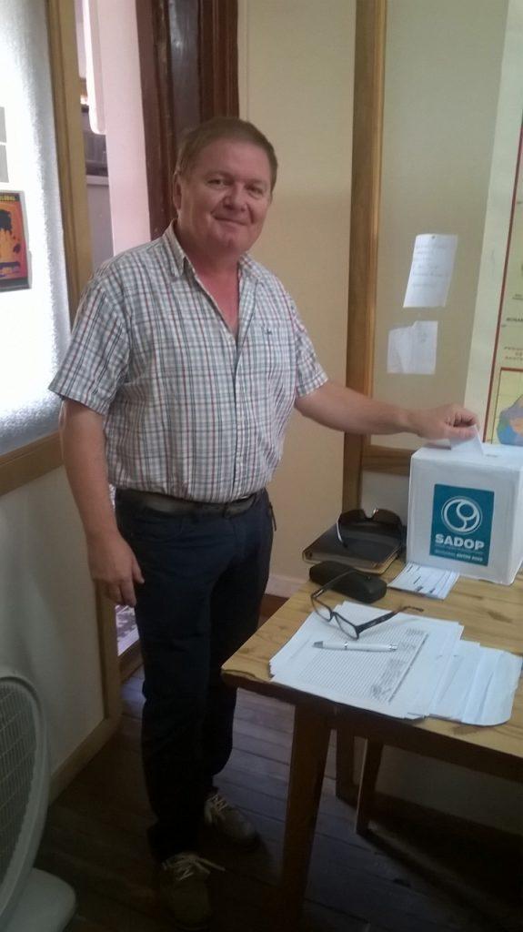 SADOP Entre Ríos sumó delegado en la UCU.