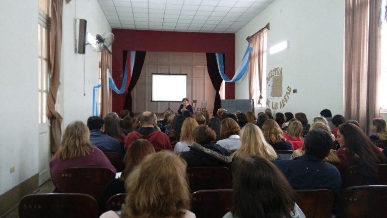 SADOP Entre Ríos participa de los Encuentros Territoriales del PNFP