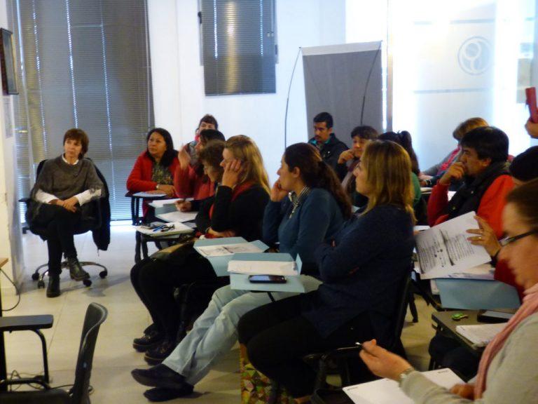 Encuentros con delegados