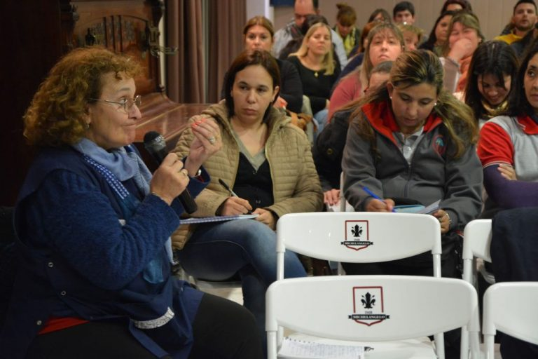 SEMINARIO: Segundo encuentro en Paraná
