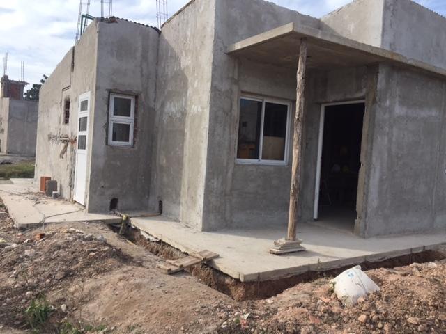 Avanza la construcción de viviendas para afiliados en María Grande,  Mansilla y Colón.