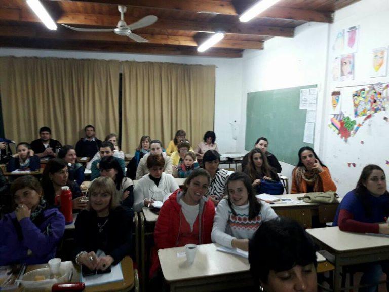 Seminario en Concepción del Uruguay – Primera Comisión