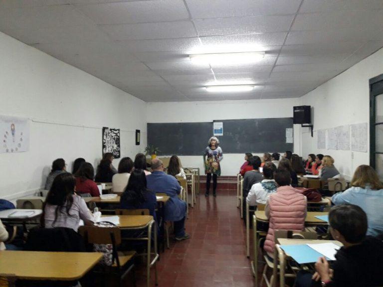 Culminó con éxito el Seminario en Concepción del Uruguay