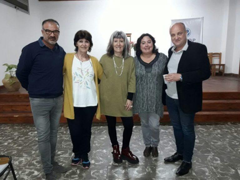Sadop propició seminario en Gualeguay