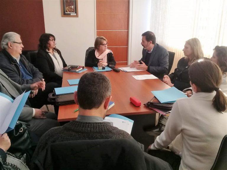 Definiciones tras la reunión de la Mesa de Diálogo de la Enseñanza Privada