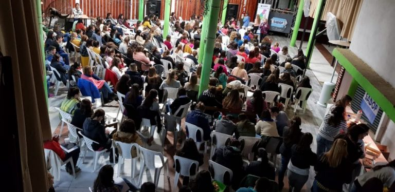 Más de 2000 docentes se capacitaron gracias a SADOP
