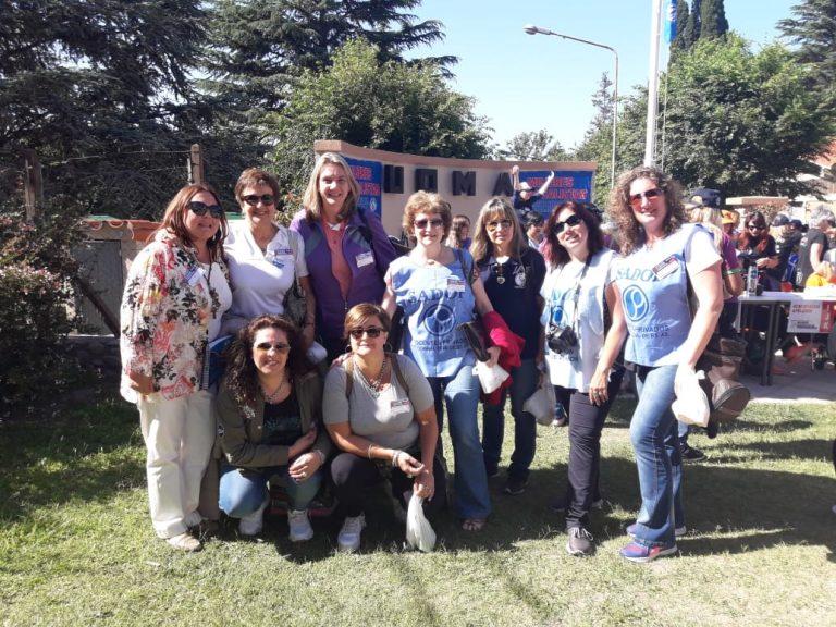 Entre Ríos participa de Encuentro Nacional de Mujeres Sindicalistas