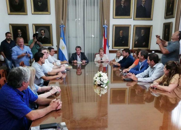 Paritarias 2019: SADOP fue convocado a reunión en Casa de Gobierno