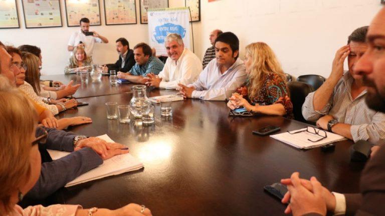 Continúa la negociación paritaria en la provincia