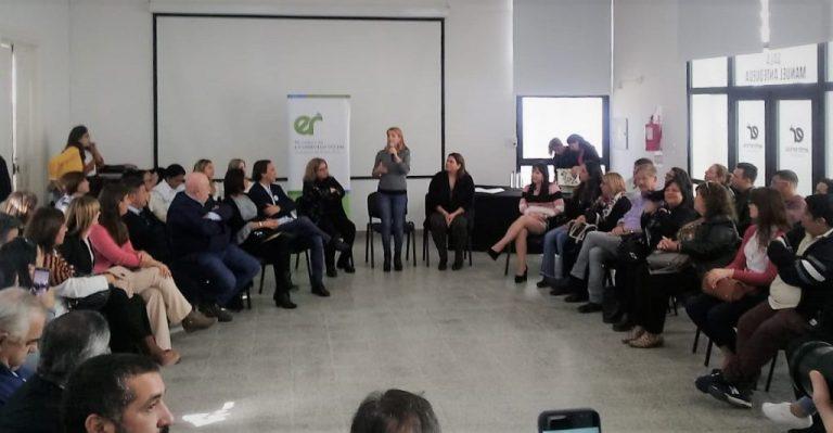 Igualdad y Paridad de género: SADOP Entre Ríos firmó acta acuerdo de acciones y formación