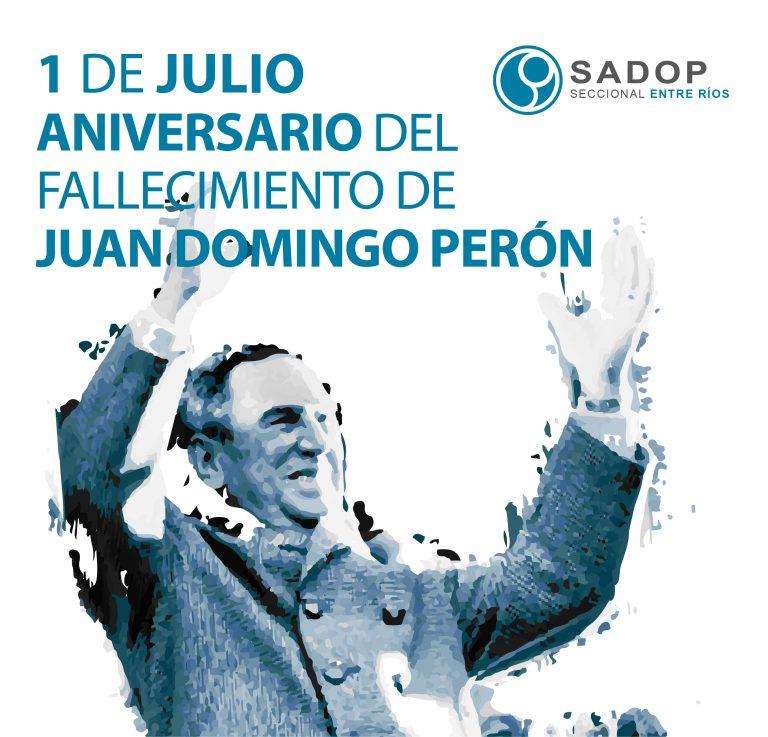 Perón: 45 años del fallecimiento de un líder inmortal