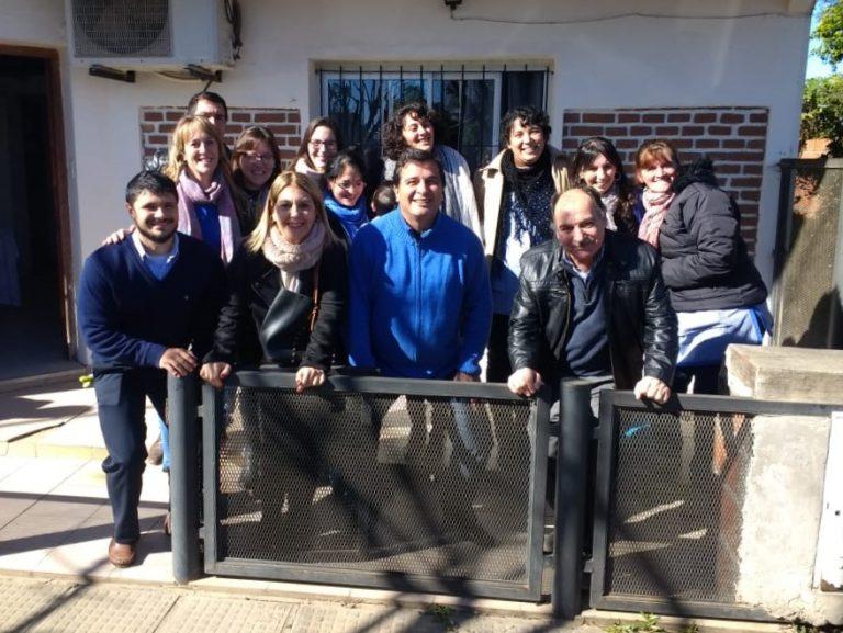 IAPV sorteó viviendas en Chajarí