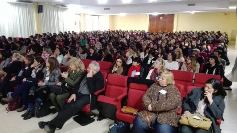 SADOP Entre Ríos participó de la Jornada Provincial de Educadores