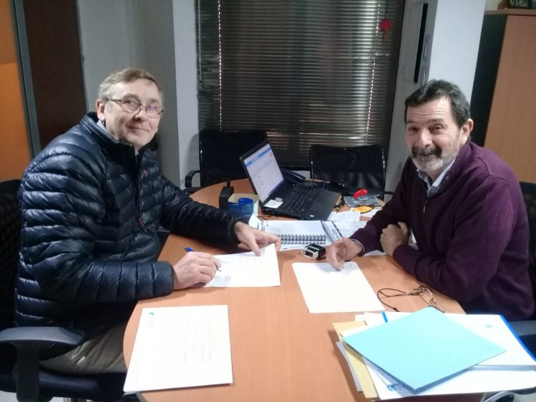 SADOP Entre Ríos firmó un convenio con la Cruz Roja