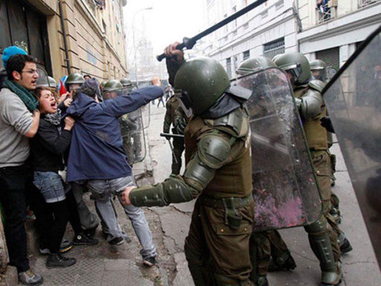 SADOP se solidariza con el pueblo chileno