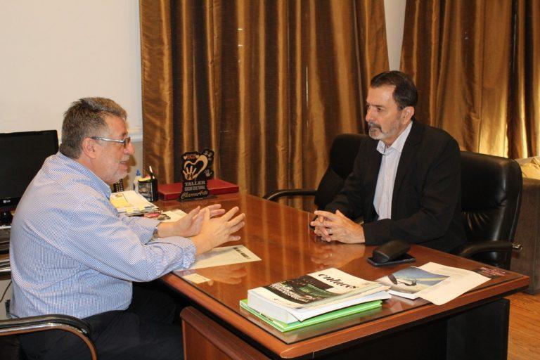 SADOP se reunió con el Secretario de Trabajo