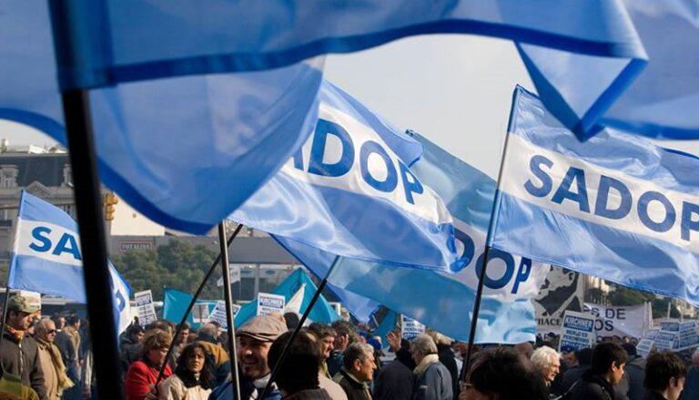 SADOP solicitó la urgente reapertura de la discusión salarial en el ámbito provincial