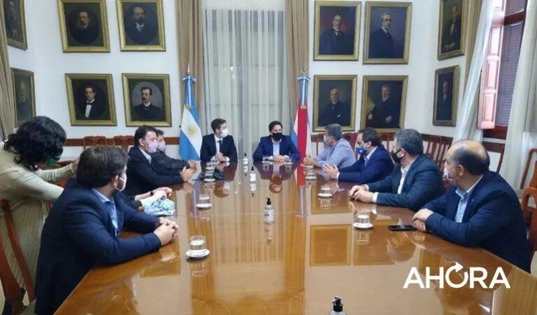 SADOP Entre Ríos se reunió con Trotta y Müller