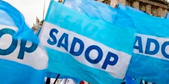 SADOP solicitó revisar los plazos de la propuesta salarial
