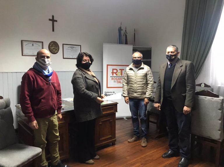 Viviendas para docentes en Rosario del Tala